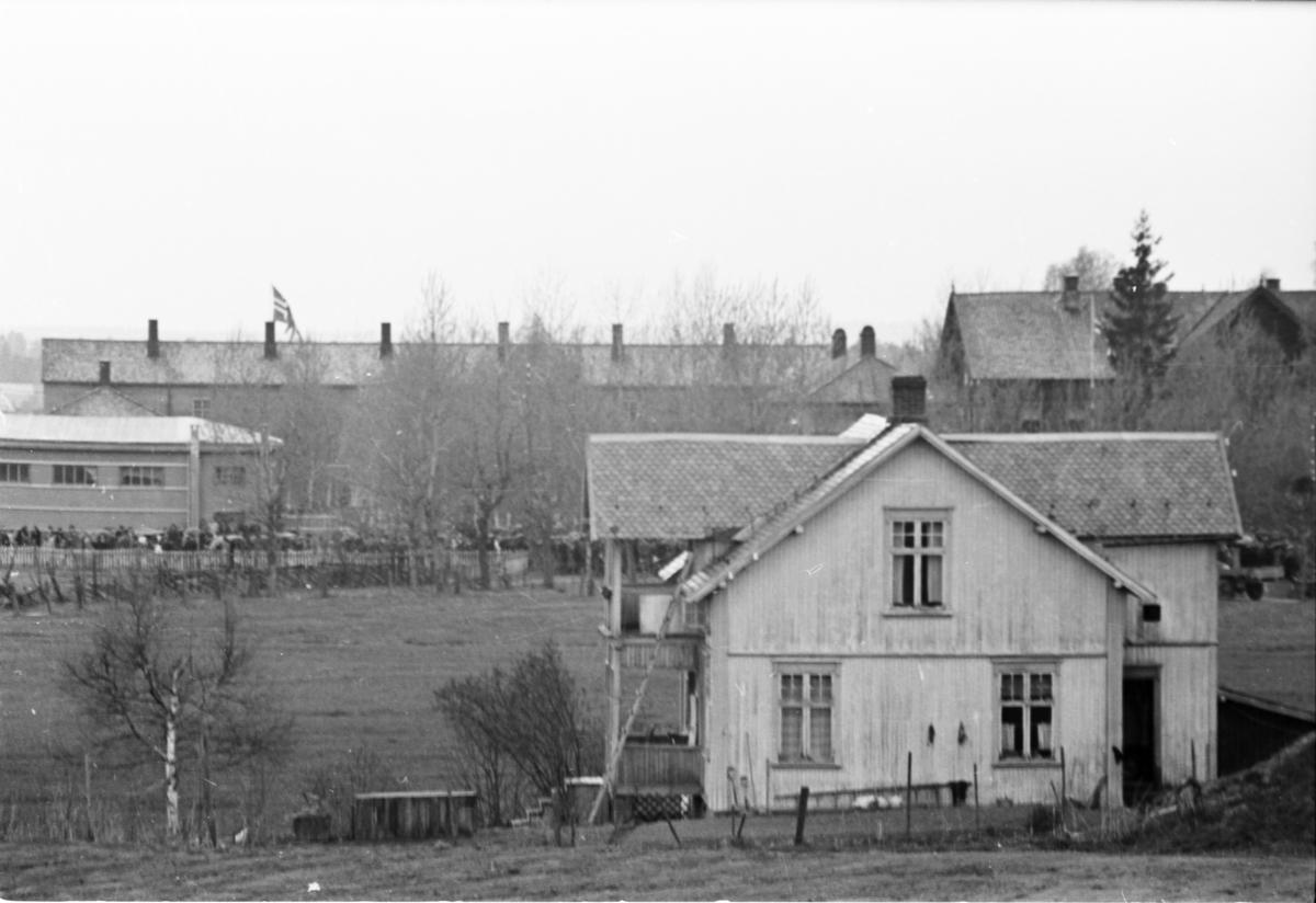 17. mai 1945, opptog i Leiret