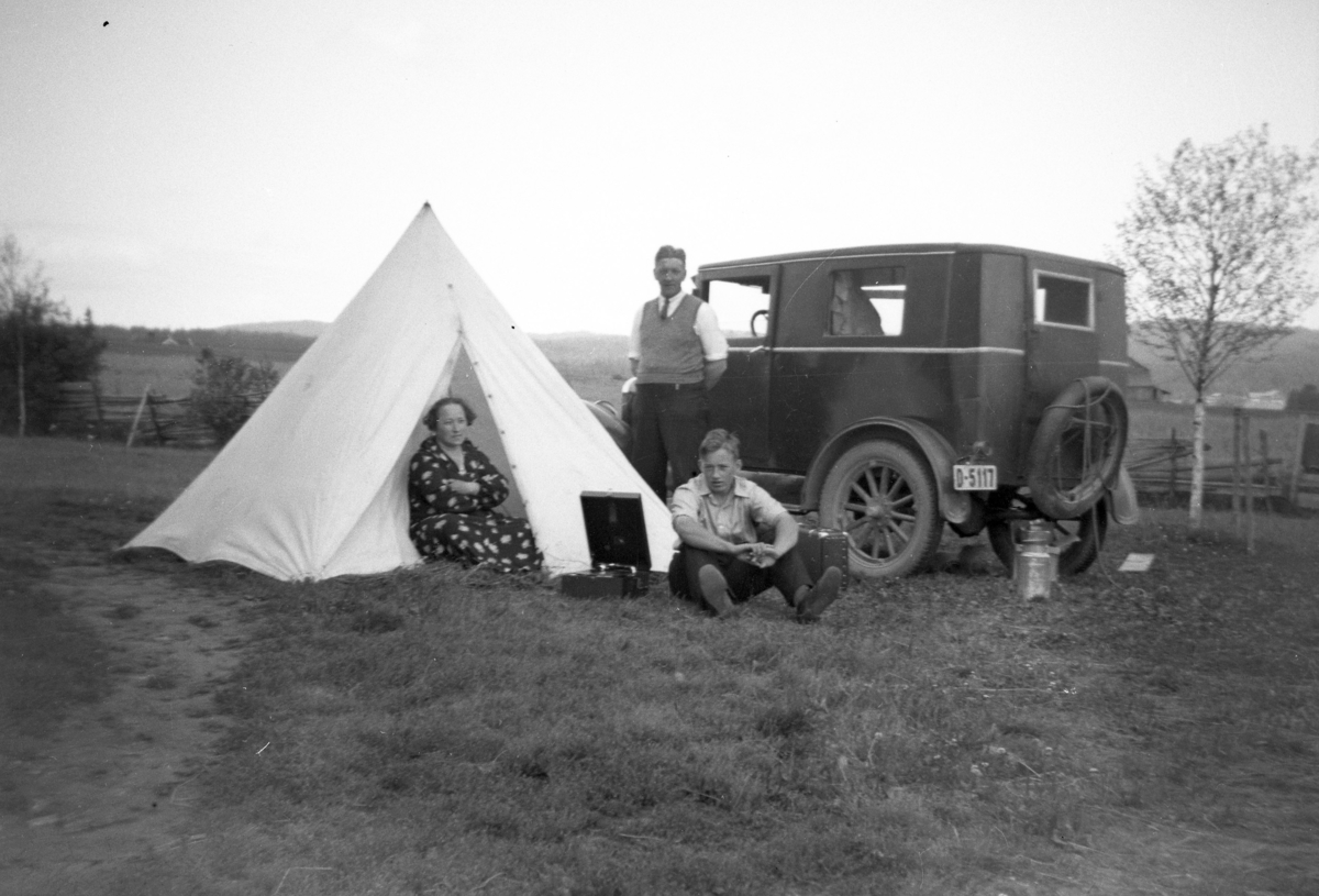 Teltplass