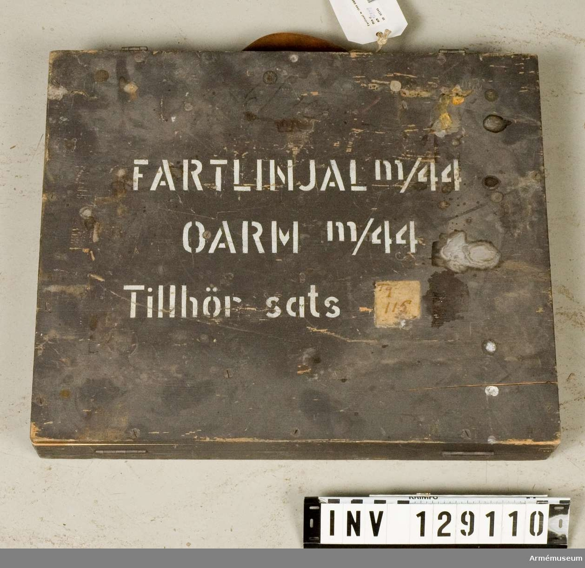 Fartlinjal m/1944