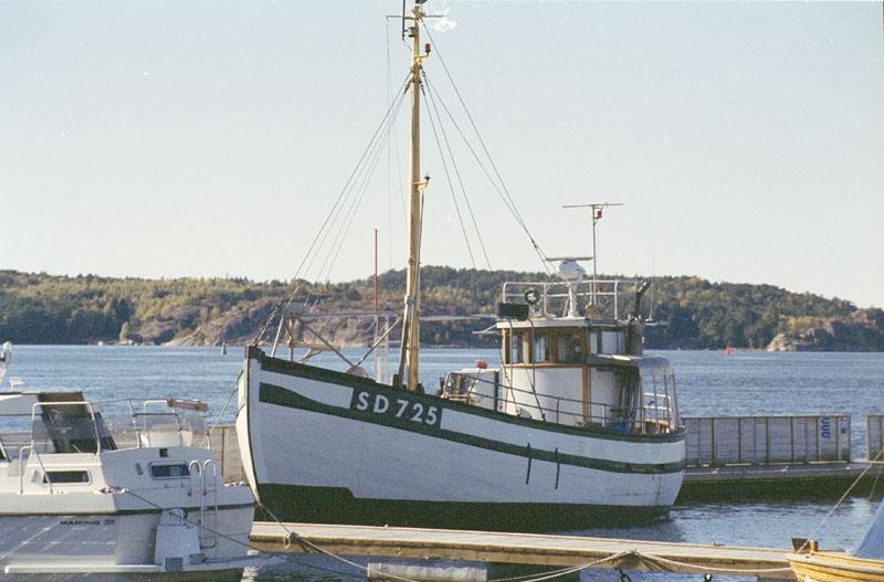 Fartyg: VIRGO