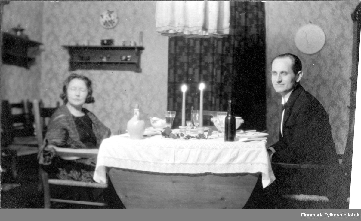 Julaften 1930