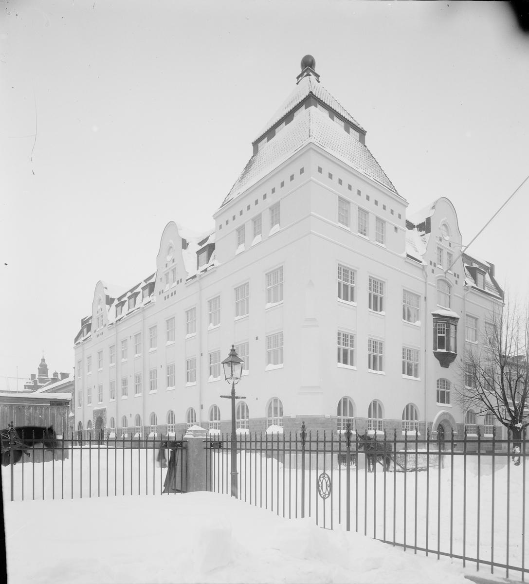 Norra Kopparslagargatan / Kyrkogatan