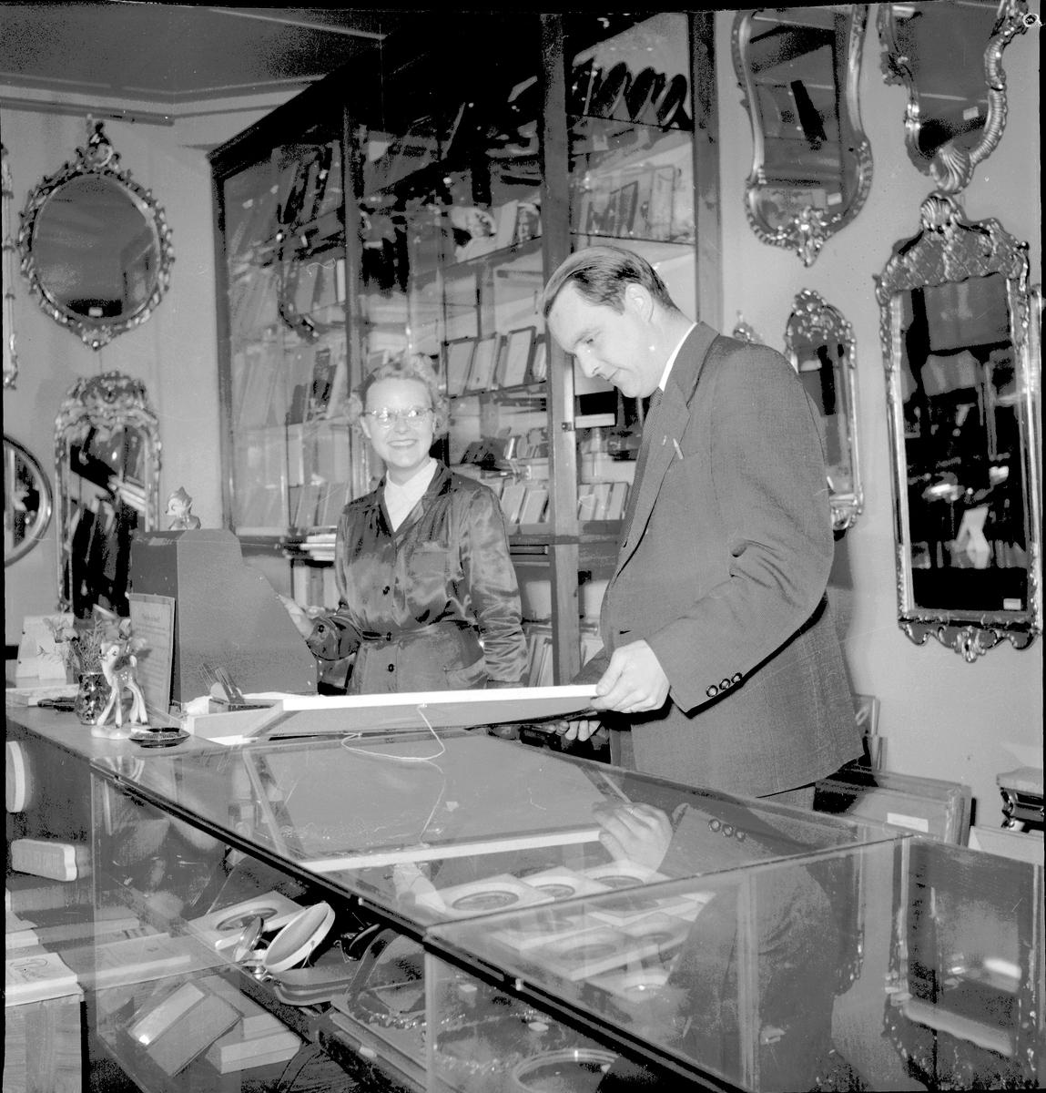 Norelius och Thorsell AB, jubileum. November 1952.