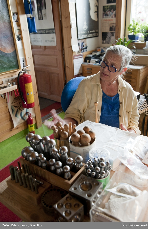 Rosa Taikon, Porträtt och arbetsbilder
