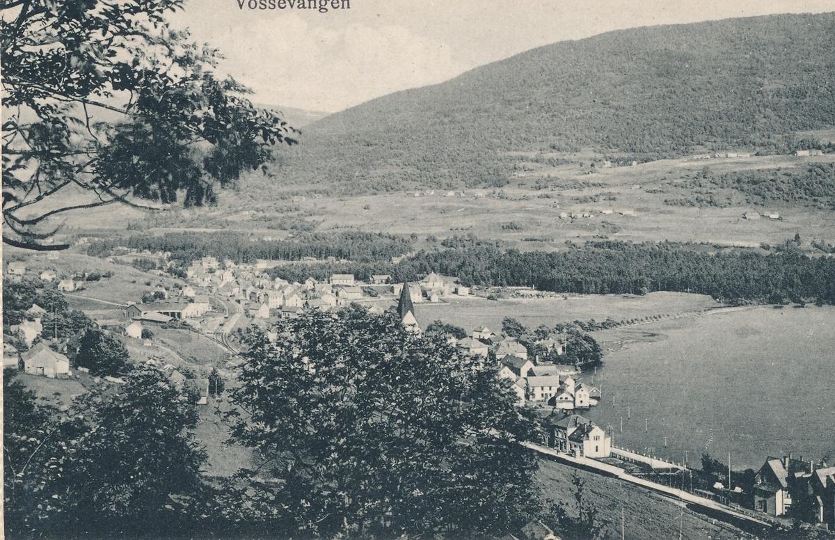 Fra Vossevangen