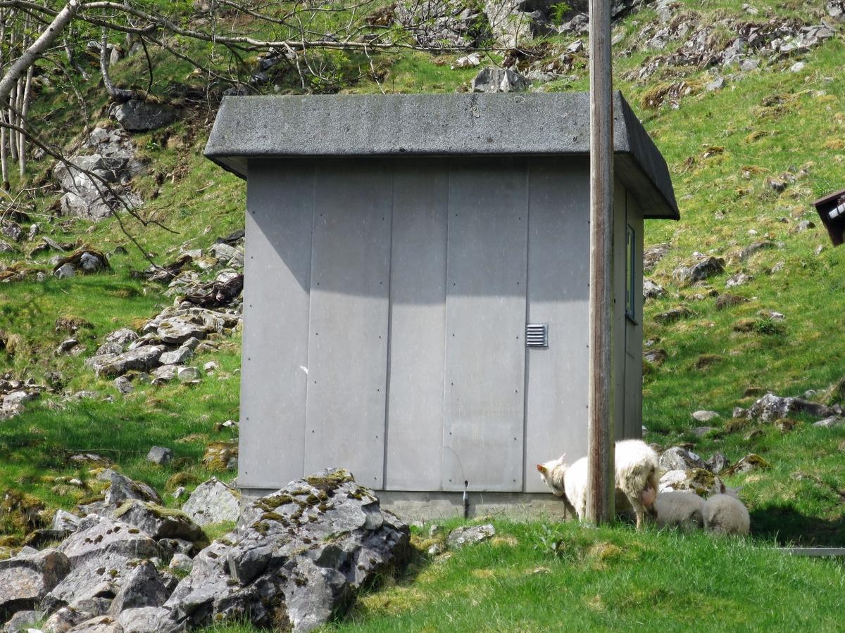 Håfoss automatsentral