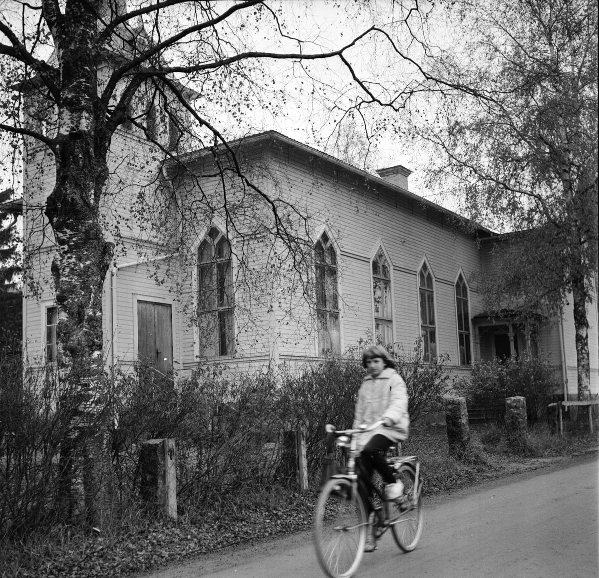 Långhed, IOGT-lokalen blev Smyrna-lokal, 7 Okt 1966