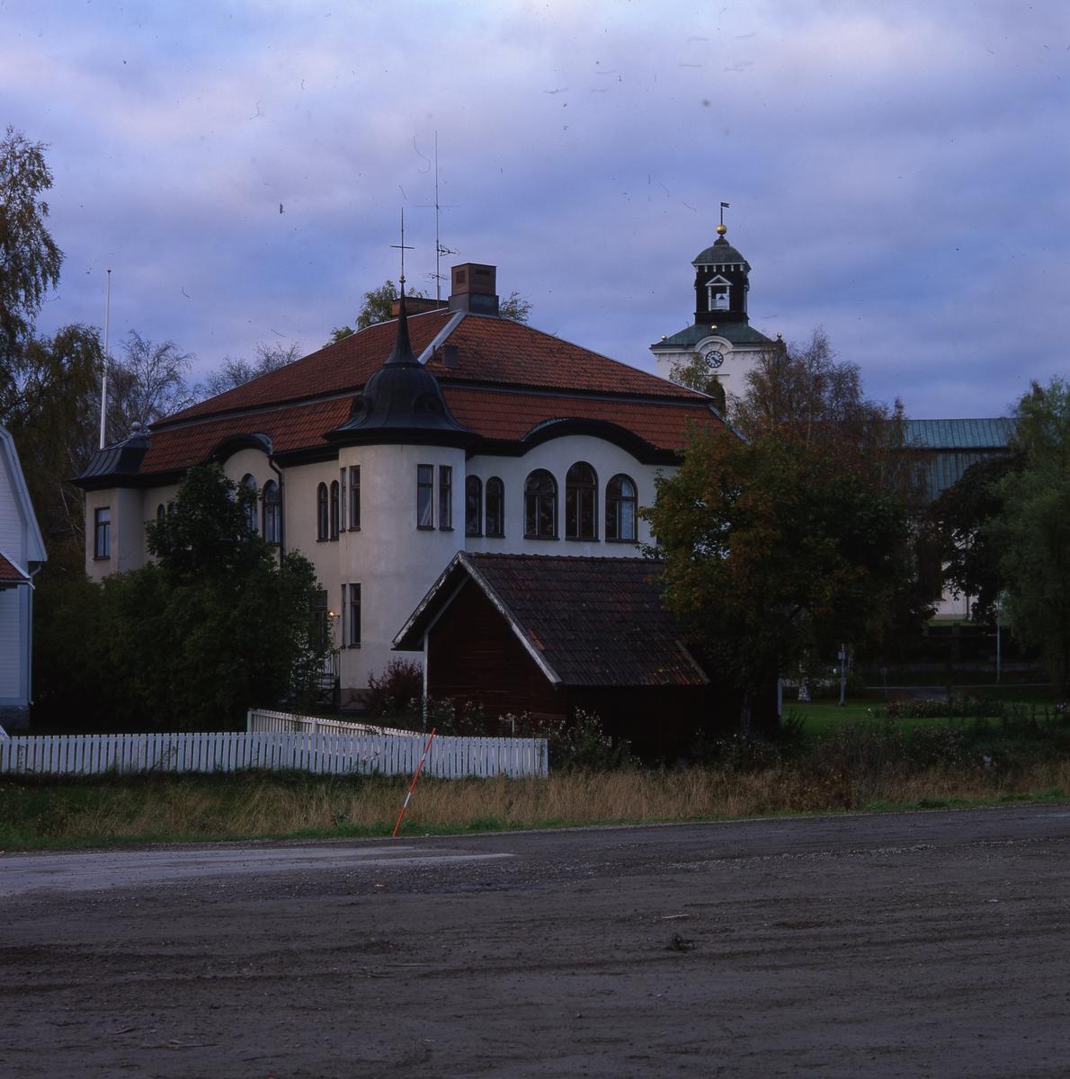 Hembygdsgården Alfta, 6 oktober 1998.