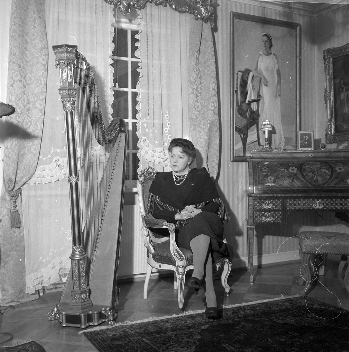 Victoria Bachke på Ringve