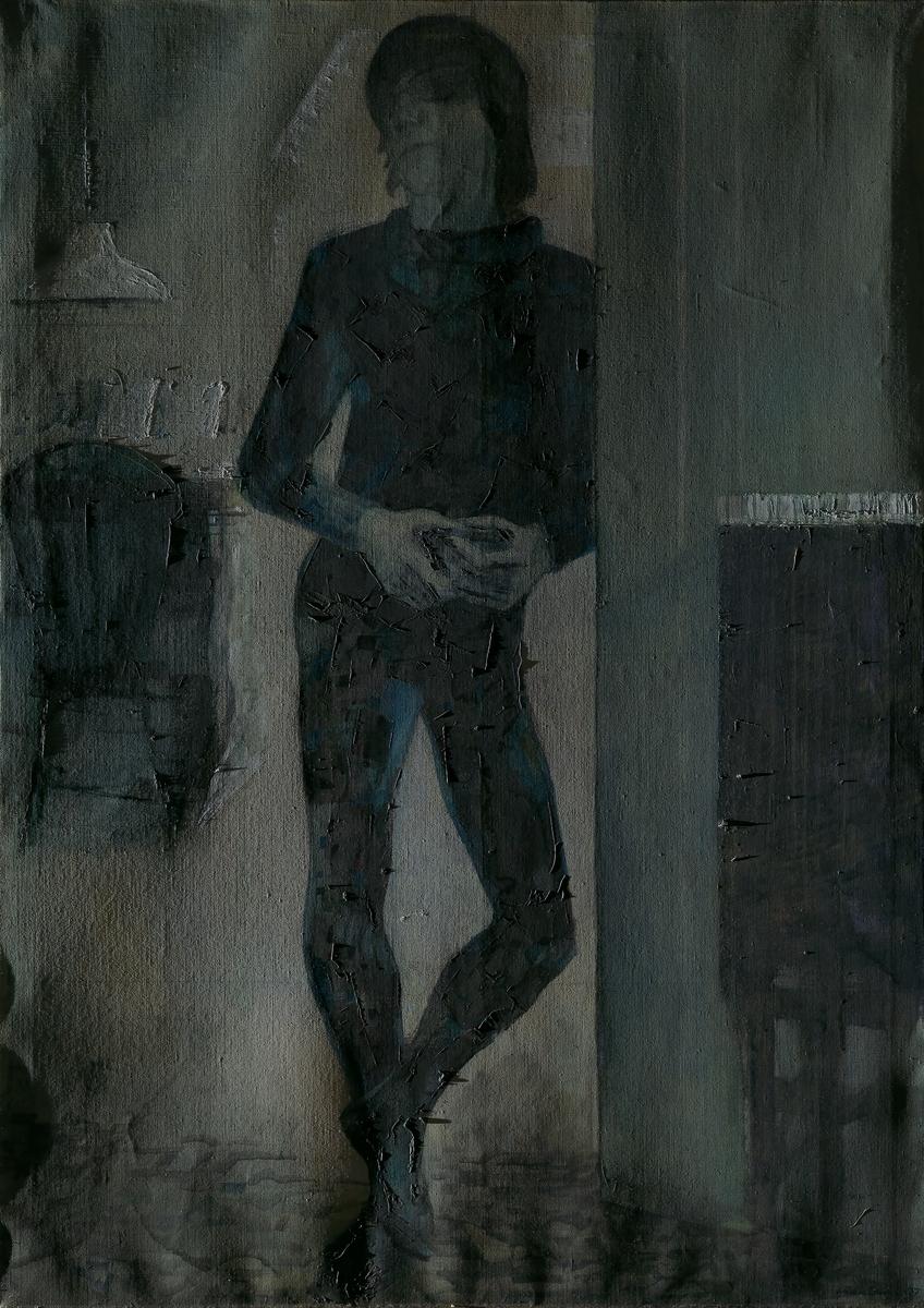 Christian har overblikket [Maleri]