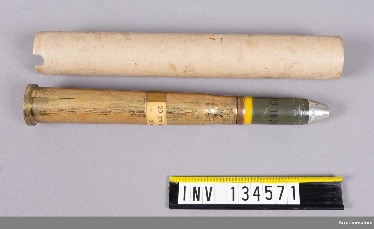 20 mm patron m/1940