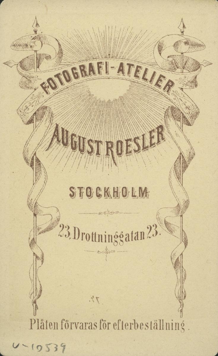 Nils Johan Sehlberg.