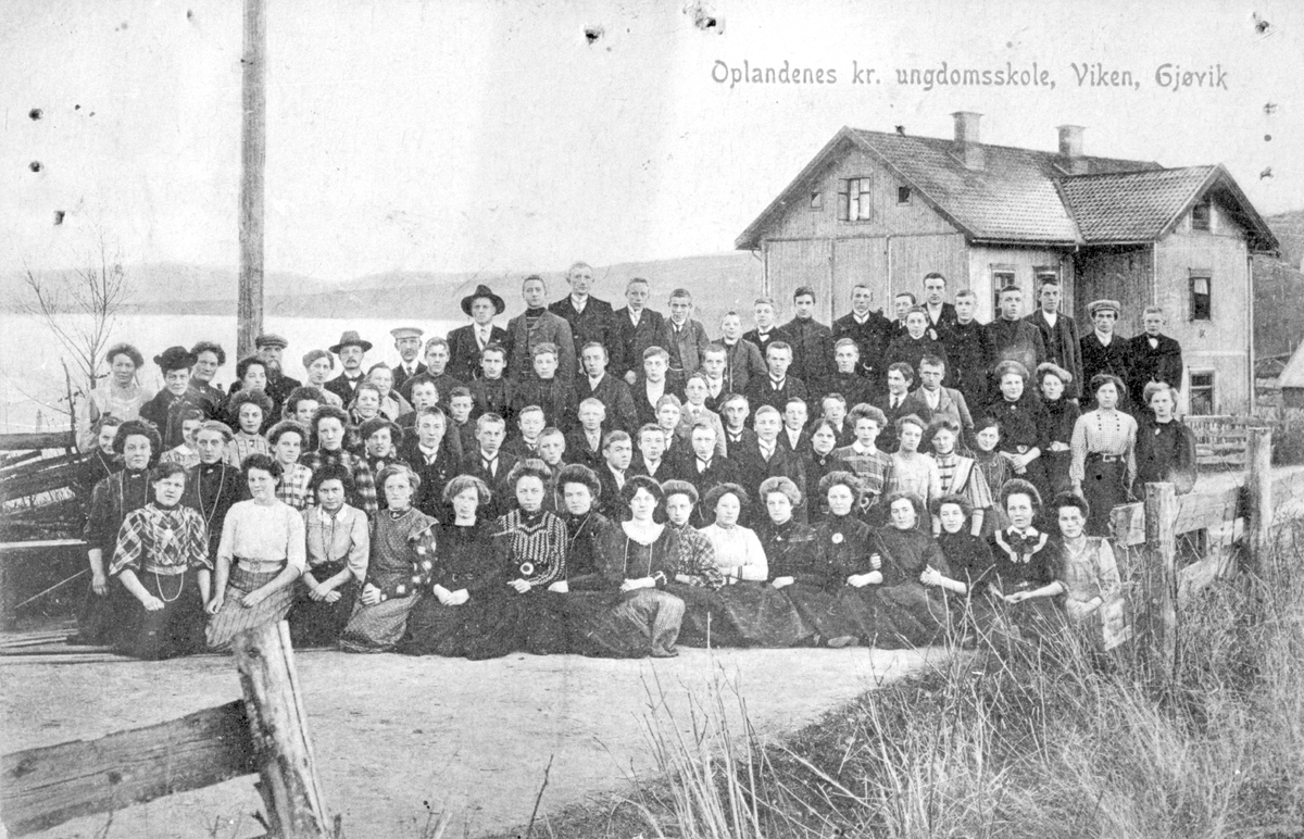 Viken kristelige ungdomsskule, Gjøvik.