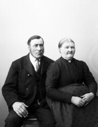 Portrett av ekteparet Hokling.