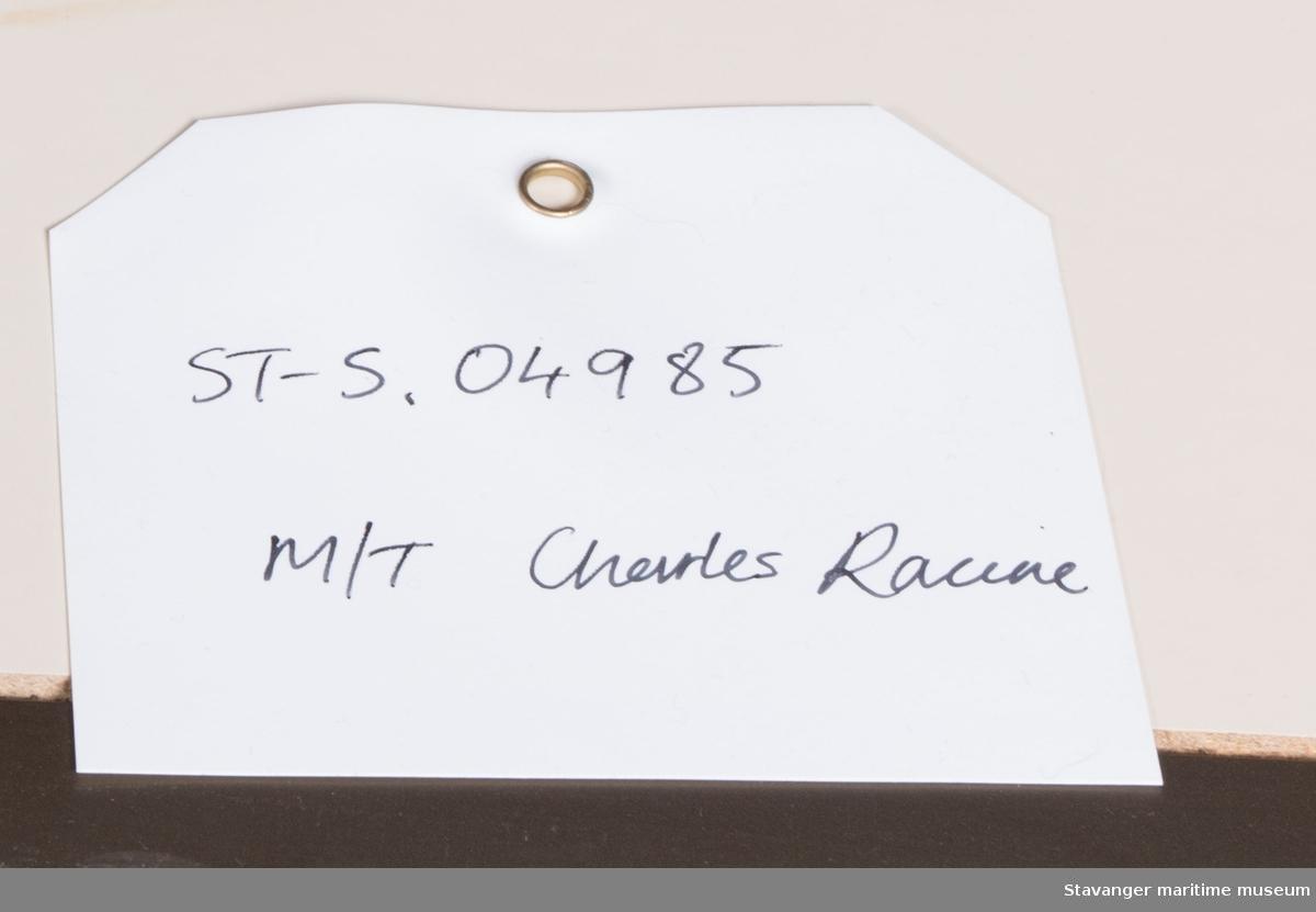 M/T Charles Racine