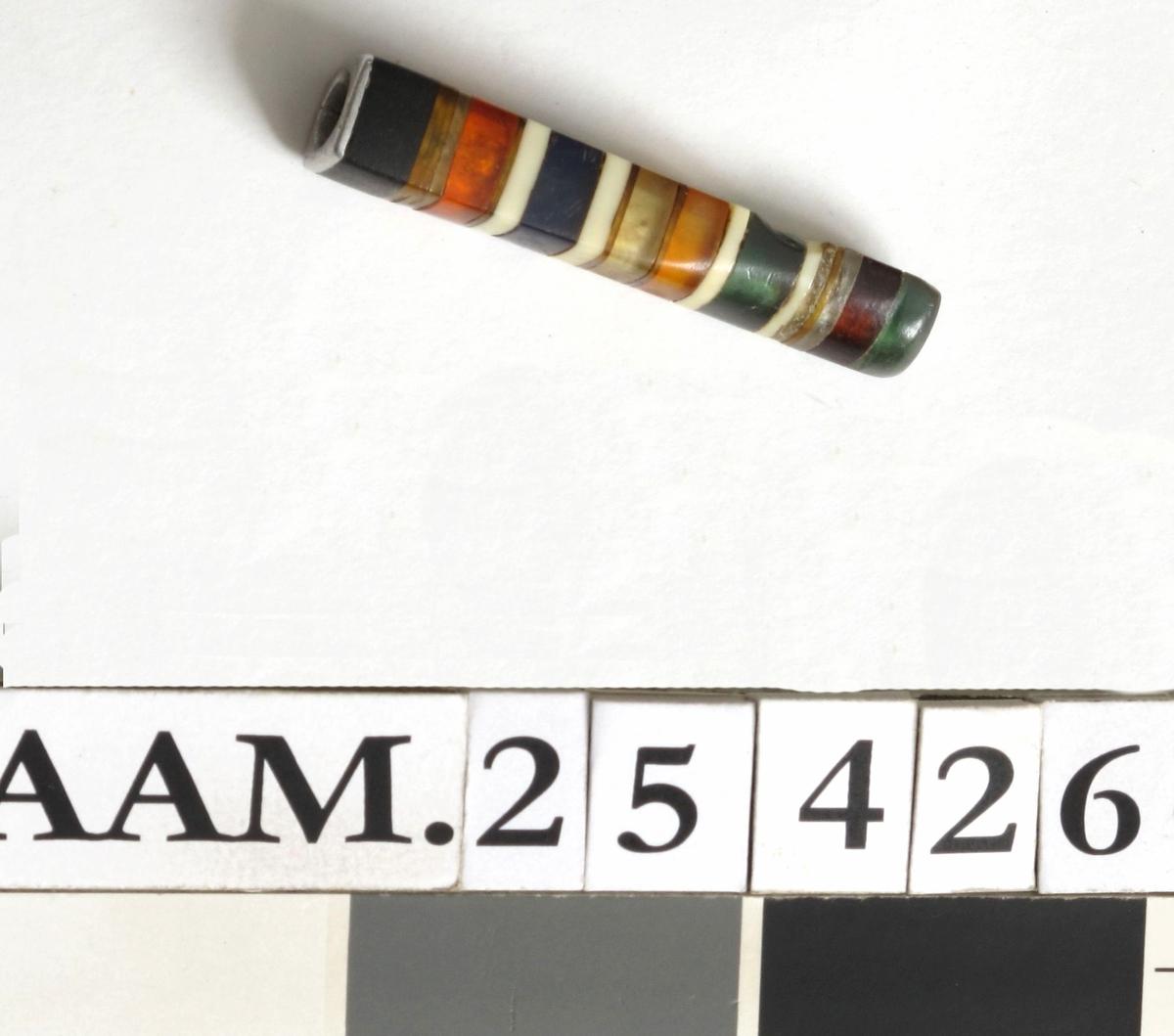 Striper i ulike farger.