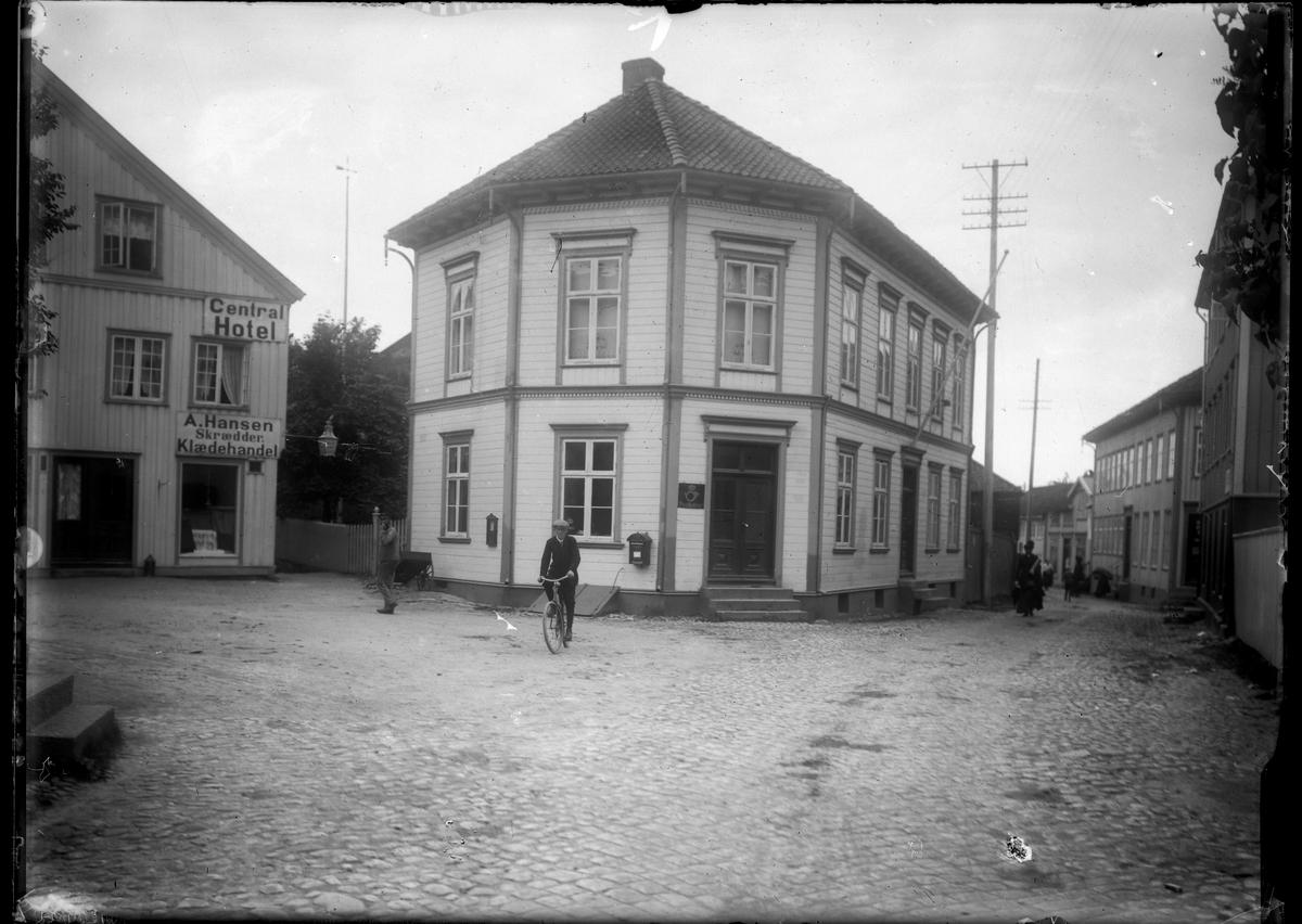 Centraltorget Grimstad