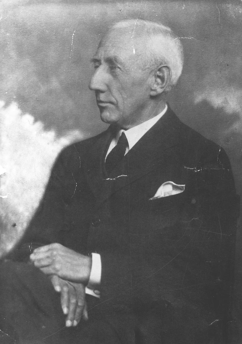 Roald Amundsen portrett