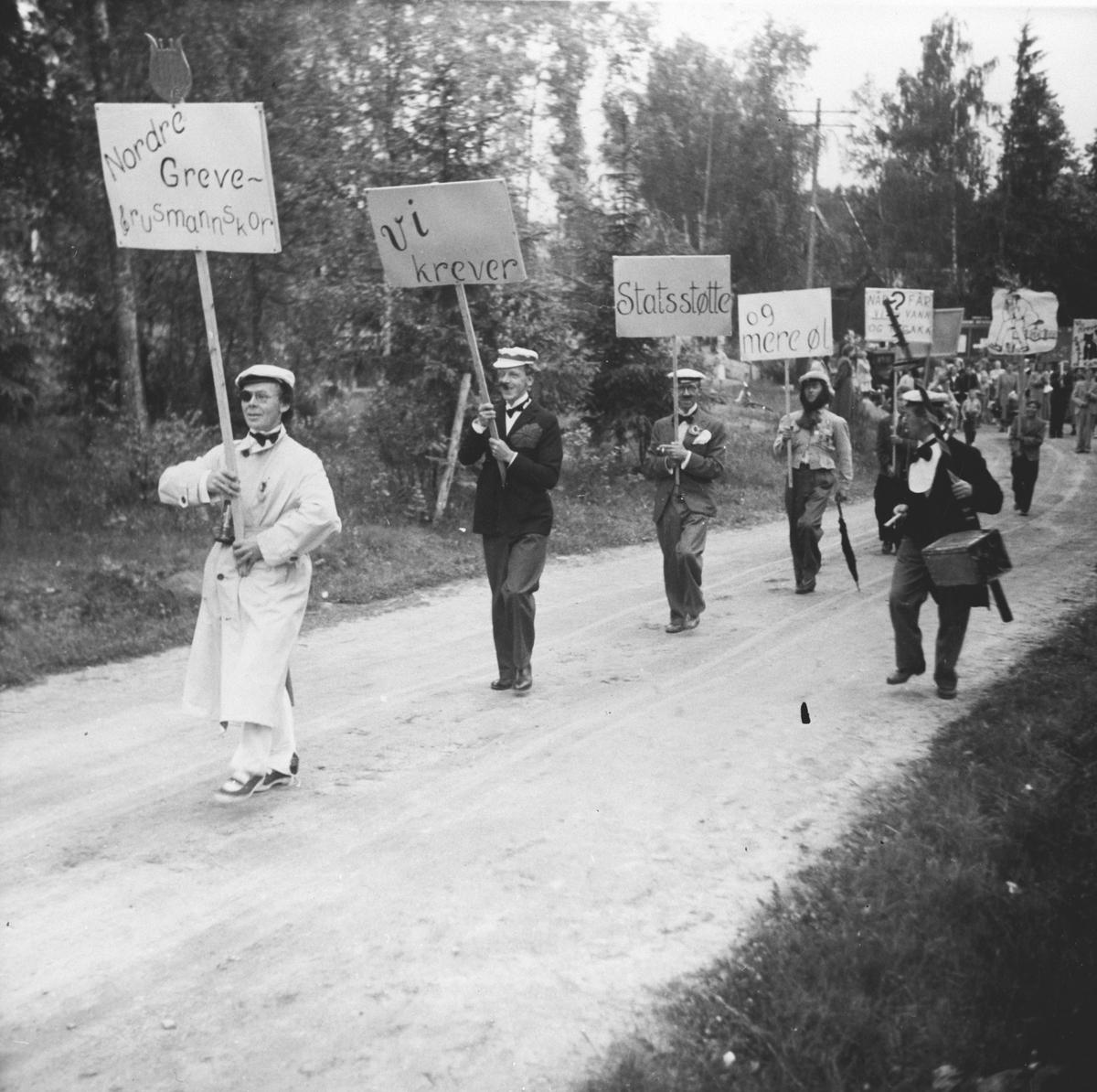 Myrvolldagene 1952