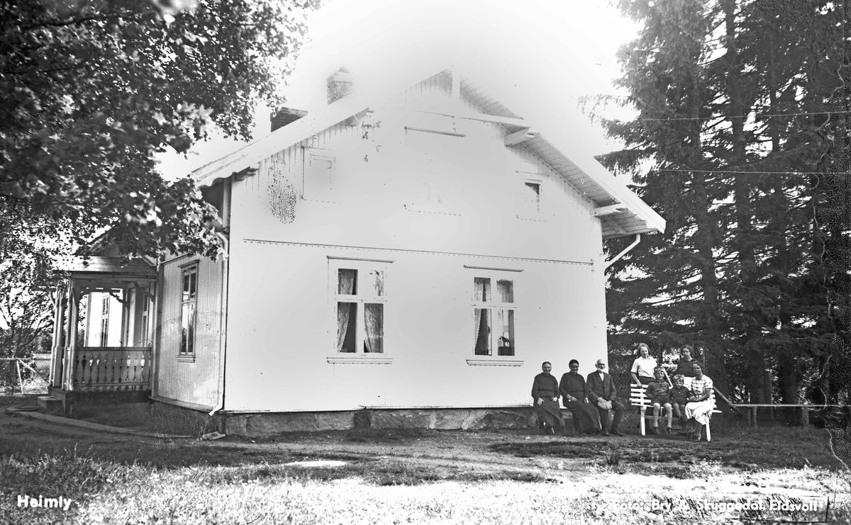 Villa Heimly, Eidsvoll.