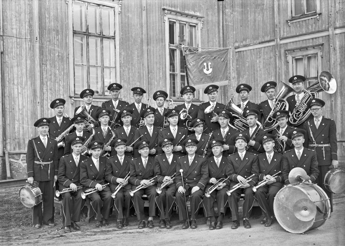 Eidsvoll Janitsjarkorps (EJK), stiftet 30. mai 1946.