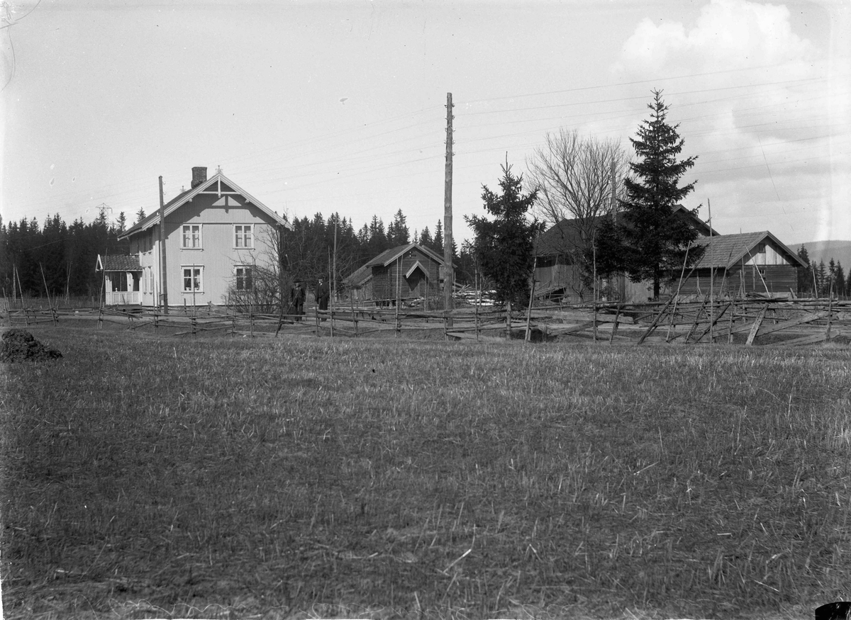 Ole Tansem, gård 1925