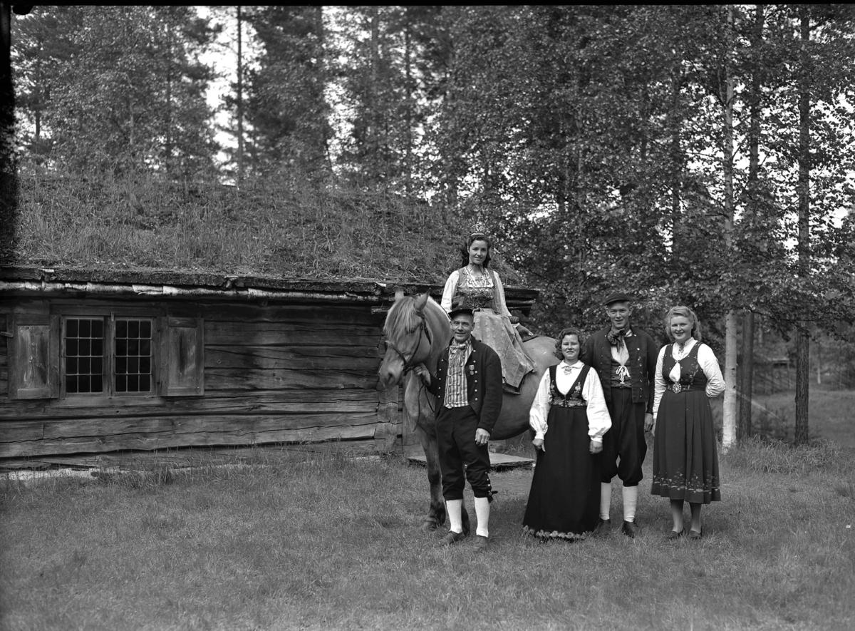 Glomdalsbruden, 1949