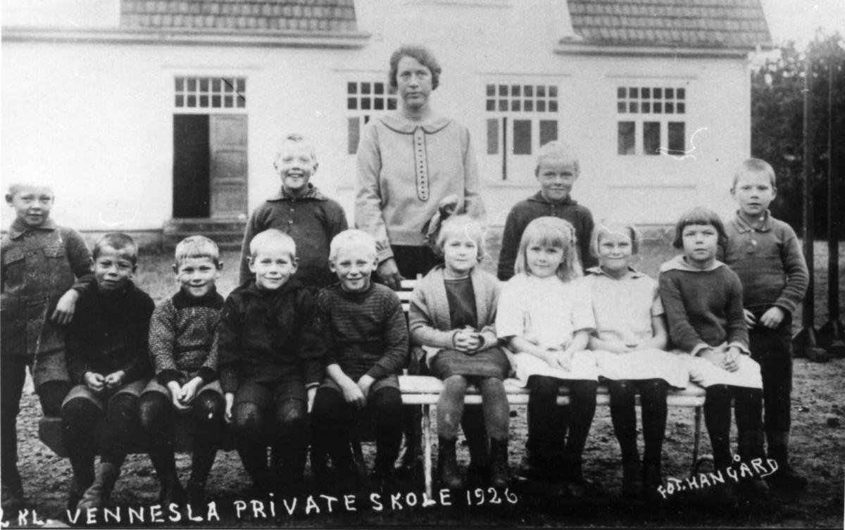 Vennesla private skole