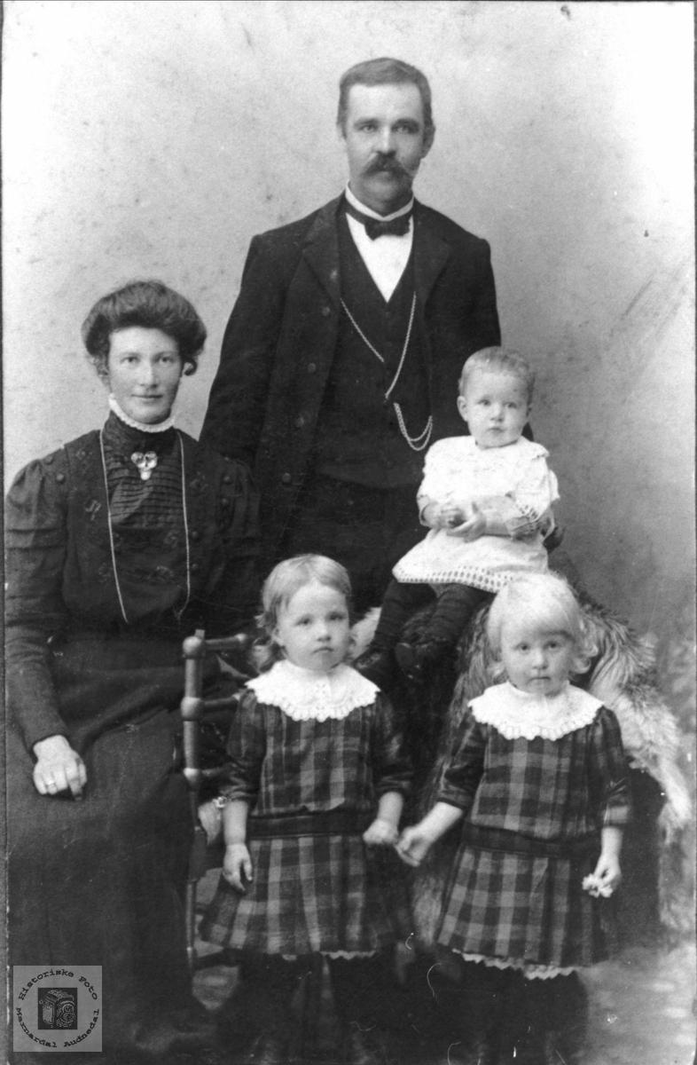 Familiegruppe Møll