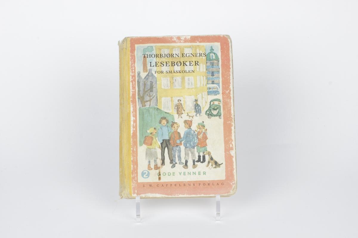 """Thorbjørn Egners lesebøker for småskolen 2: """"Gode venner"""""""