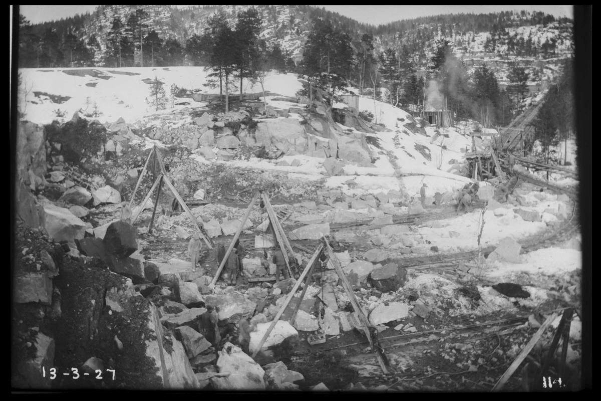 Arendal Fossekompani i begynnelsen av 1900-tallet CD merket 0469, Bilde: 96