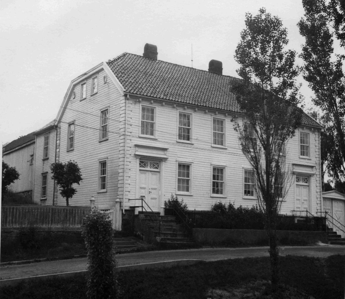 S. N. Hansens hus