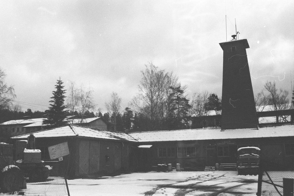 Kommunens brannstasjon og verksted/lager