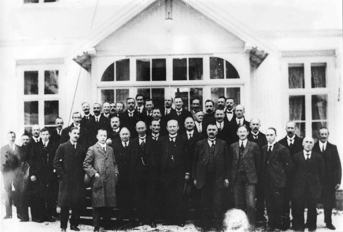 Eidsvoll Herredsstyre 1923-24-25.