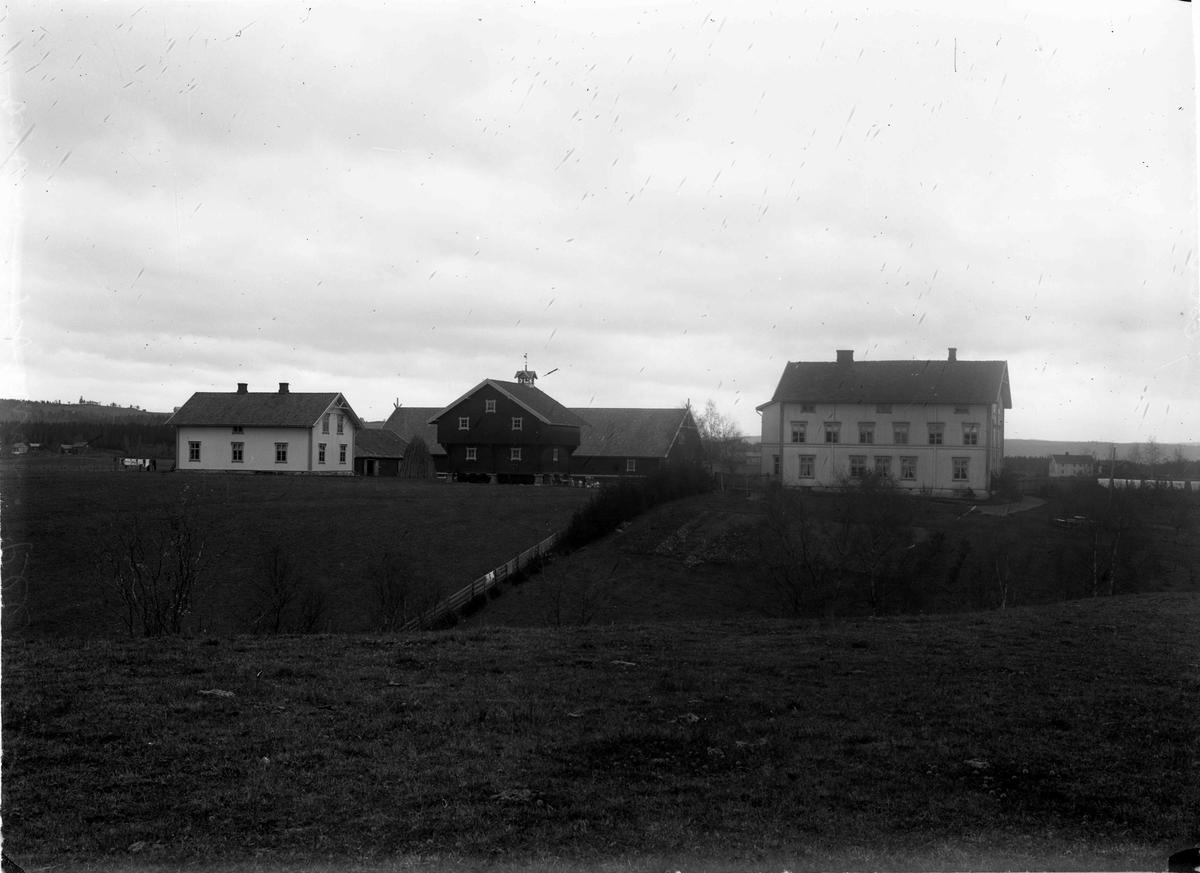 Brensmork, gård