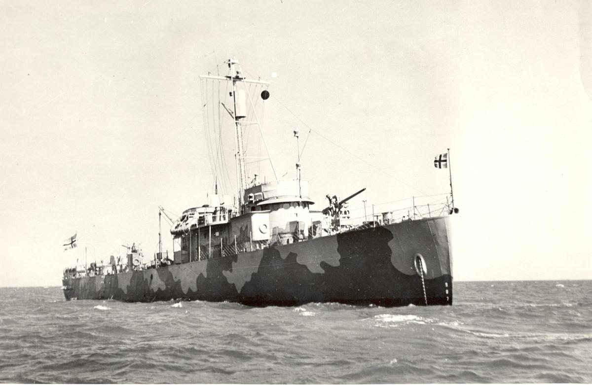 Ubåtjageren King Haakon den 7.