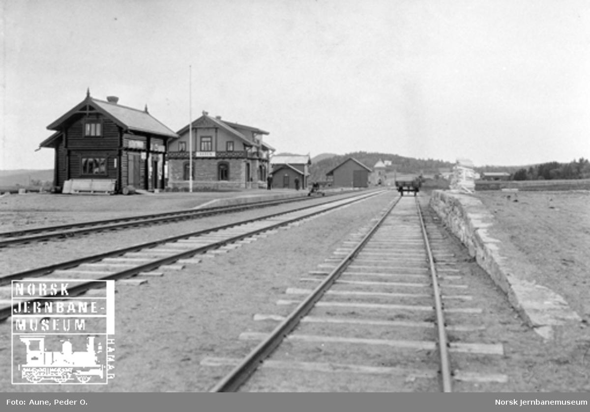 Åsen stasjon